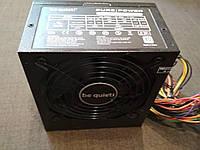 НАДЕЖНЫЙ БЛОК Питания ATX BE-QUIET на 430 W (450w ) 24+4 pin (процессорный)+ 6pin (+ 8 pin) ДЛЯ ВИДЕО из ГЕРМА
