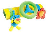 Игрушка для коляски Руль, Canpol babies, собака (68/007-2)