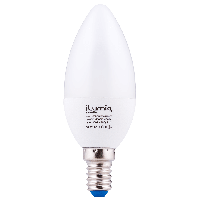 Лампа Ilumia 064 IL-5-С37-Е14-WW+NW+CW 500Лм, 5Вт, все цветов. температуры