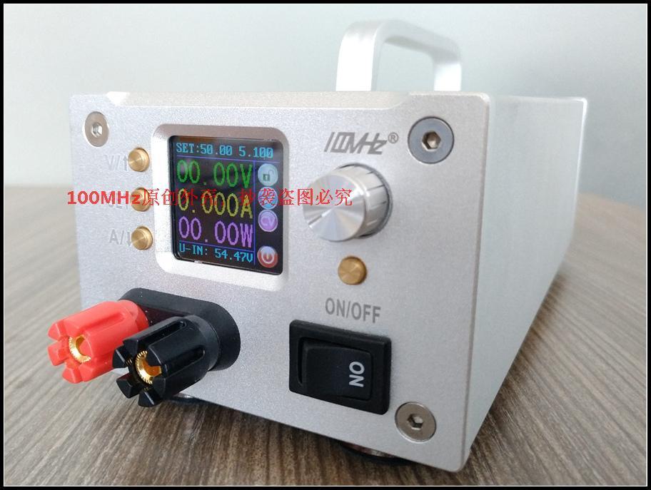 Лабораторный Блок питания LCD, IN-AC220V/OUT DC 0-50V 5A (DPS5005) Алю