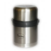 Пищевой термос с ремешком 0,8л Con Brio CB320
