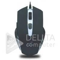Мышь проводная игровая LF-GM 053, 1.5 m, 4 подсветки, USB, мышка геймерская LF-GM 053