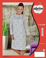Нічна сорочка тм Sabrina (батал)