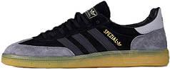 Мужские кроссовки Adidas SPEZIAL Grey/Black