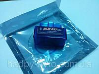Диагностический сканер ELM327 Bluetooth mini