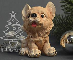 Cувенир керамический Собачка большая 1744