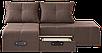 Кутовий диван трансформер Севилия, фото 2