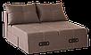 Кутовий диван трансформер Севилия, фото 3