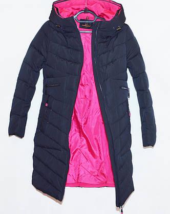 Куртка женская зимняя FINEBABYCAT|089| с капюшоном, фото 3
