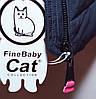 Куртка женская зимняя FINEBABYCAT|089| с капюшоном, фото 5