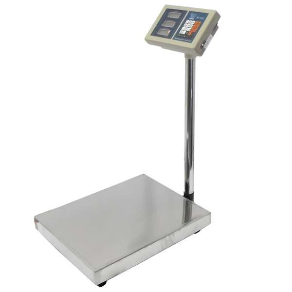 Весы торговые 300 кг УРОЖАЙ УВЕ-6V-300ш