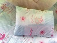 Одеяло на меху с подушкой Прованс