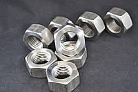 Гайка шестигранная М14 ГОСТ 5915-70 из стали А4, фото 1