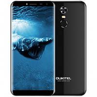Смартфон Oukitel c8 Черный 5.5 2/16Гб 18:9+Силиконовый Бампер  хит 2017