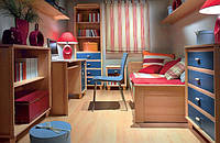 Выбор детской мебели