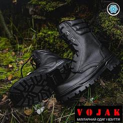 Ботинки с высокой берцой зимние 015 «RANGER»