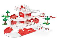 Игровой набор Скорая помощь Wader Kid Cars (53330)