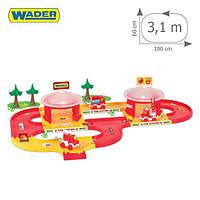 Игровой набор Пожарная команда Wader Kid Cars (53310)