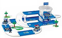 Игровой набор Полиция Wader Kid Cars (53320)