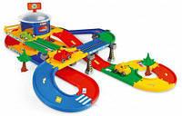 Игровой набор Мега гараж Wader Kid Cars (53130)