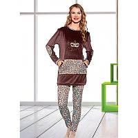 Домашняя одежда Lady Lingerie - Велюровый костюм 15575 L