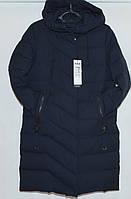Куртка пальто женская зима KSA |48-58р|