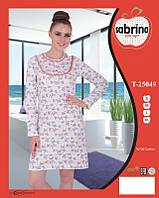 Нічна сорочка Sabrina T-25049 байкова