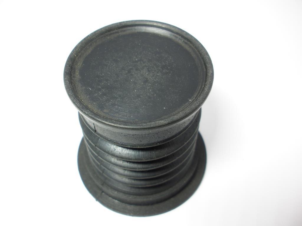 Клапан для стиральной машины Saturn (D 43 мм, H 53 мм)