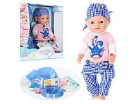 Пупс Baby Born Беби борн, интерактивная игрушка, Кукла, Пупсик