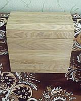 Деревянный подлокотник для дивана