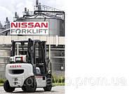 Автопогрузчик Nissan DX18 газовый