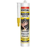 Герметик Soudal Soudafalt битумный 300 мл N90507020