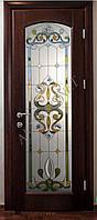 Витраж в межкомнатные двери , фото 1
