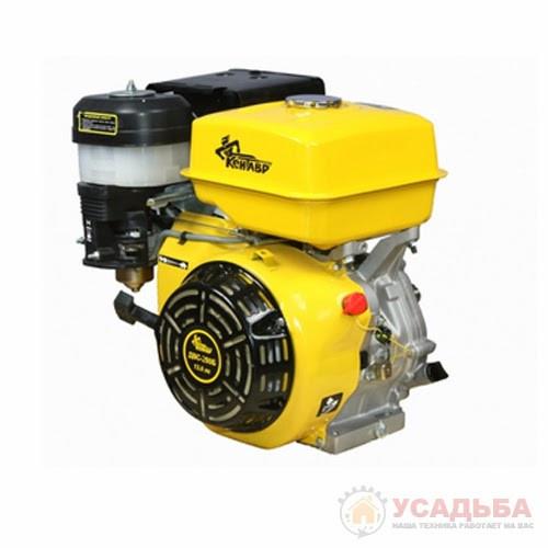 Двигатель бензиновый Кентавр ДВС-200Б (6.5 л.с.)
