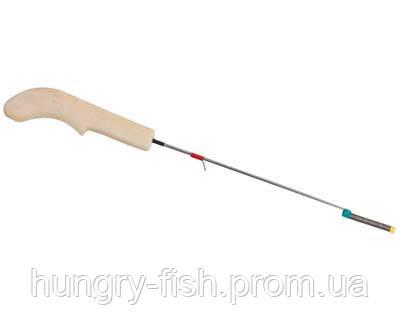 Удочка зимняя судаковая Flagman длинная с кивком