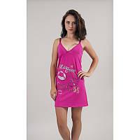 Домашняя одежда Lady Lingerie - 1018 Miss Crew L розовый сарафан