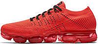 Мужские кроссовки Nike Air VaporMax Flyknit Red