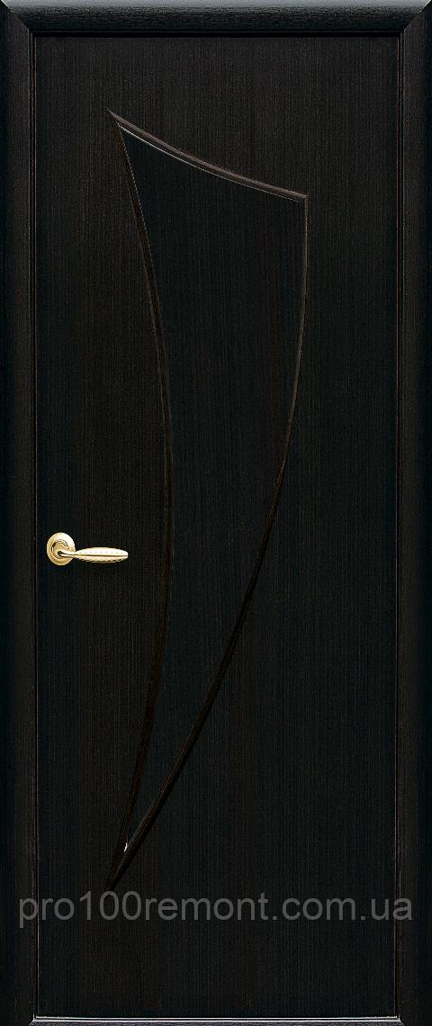 Полотно Парус ПВХ Deluxe глухое от Новый стиль (венге new, зол.ольха, каштан, орех premium, ясень)