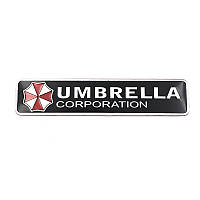 3D эмблема Umbrella corporation
