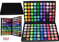 Палитра теней МАС 120 цветов №2 (полноцветные)