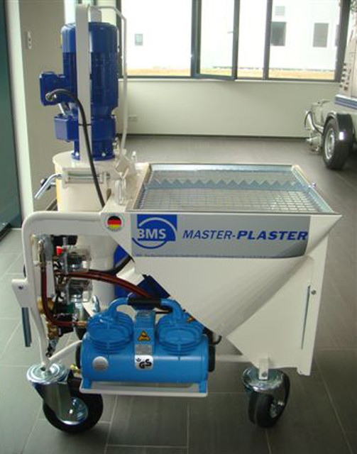 Штукатурна станція BMS Master-Plaster