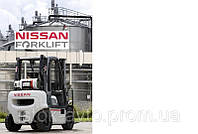 Автопогрузчик Nissan DX25 дизельный, фото 1