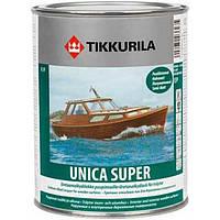 Лак Tikkurila Уника Супер полуглянцевый 0.9 л N50203054