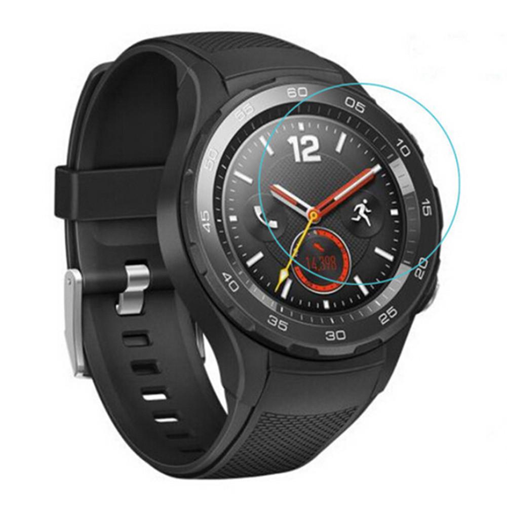 Закаленное защитное стекло для смарт-часов Huawei Watch 2