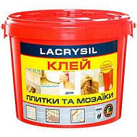 Клей для плитки Lacrysil Крепче сухих смесей 15 кг N60301350