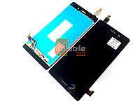 Модуль для Huawei P8 Lite (ALE L21) (Дисплей + тачскрин), чёрный
