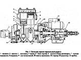 Пусковой двигатель ПД-23, П-23У (17-23 СП) Пускач Т-130 Т-170, фото 2
