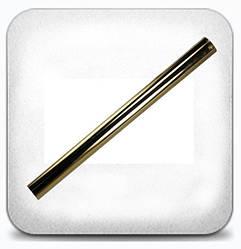 Труба гладкая 16 мм 1,2 м, золото