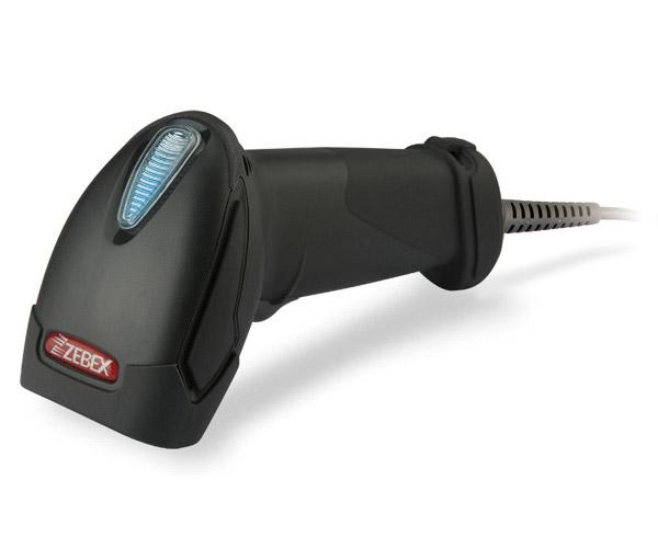 Ручной светодиодный сканер Zebex Z-3190 ударопрочный