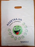 Пакет полиэтиленовый банан